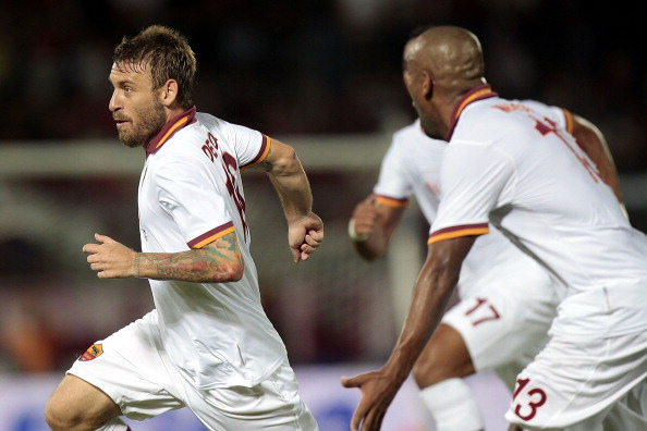 Daniele De Rossi gol