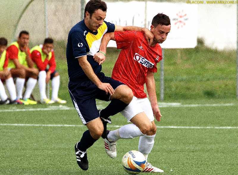 Galleria Fotografica della partita Fregene - Monterotondo disputata il 20 ottobre 2013