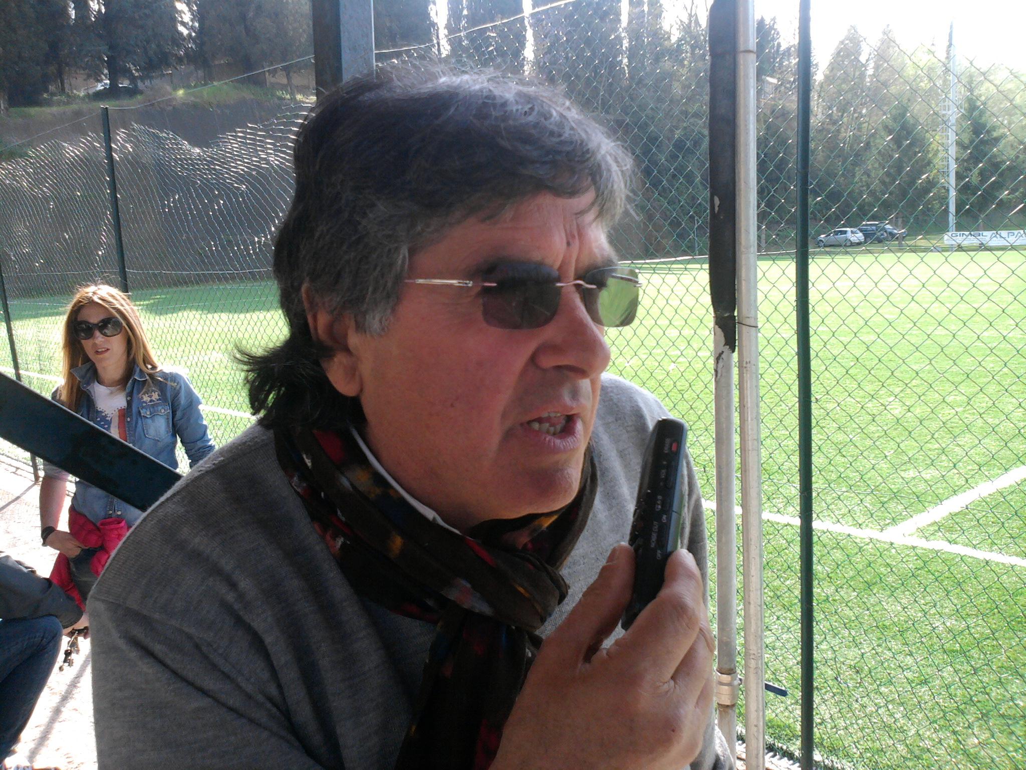 ARMENI DURANTE L'INTERVISTA