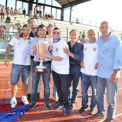 VIGOR CAMPIONE D'ITALIA