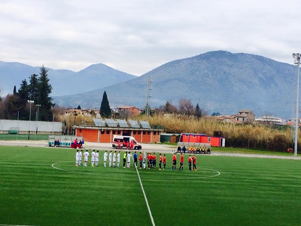 VILLANOVA-RIETI ALLIEVI ELITE