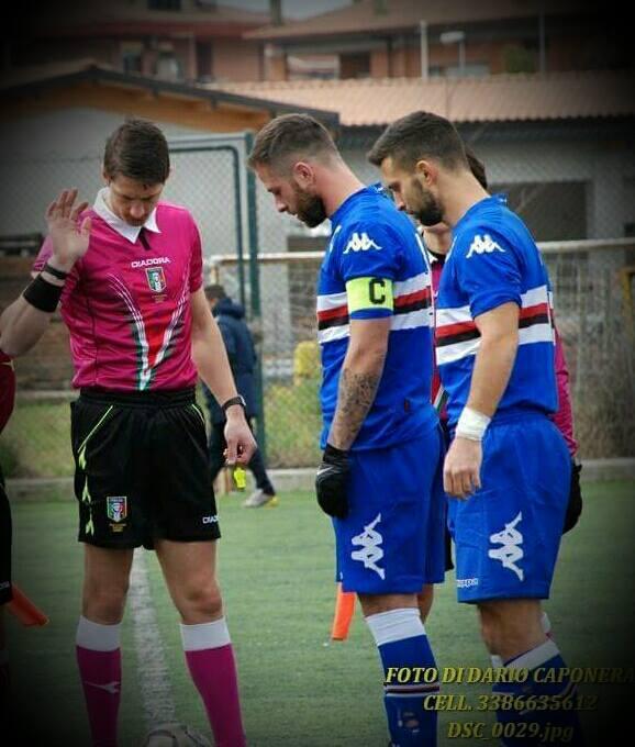 CITTA' DI FIUMICINO-SORIANESE 2-1