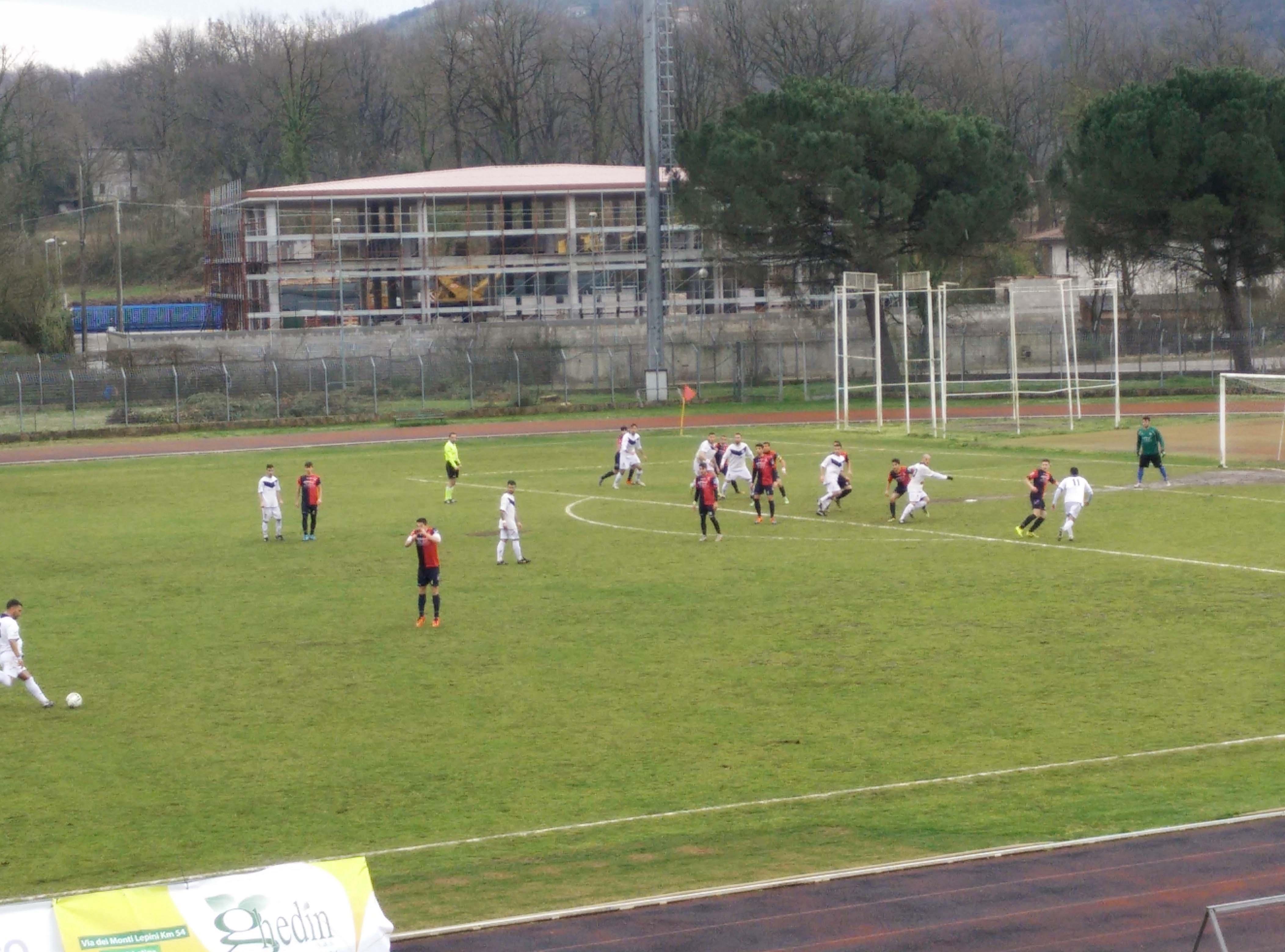 Calcio Sezze-Dinamo Colli 3