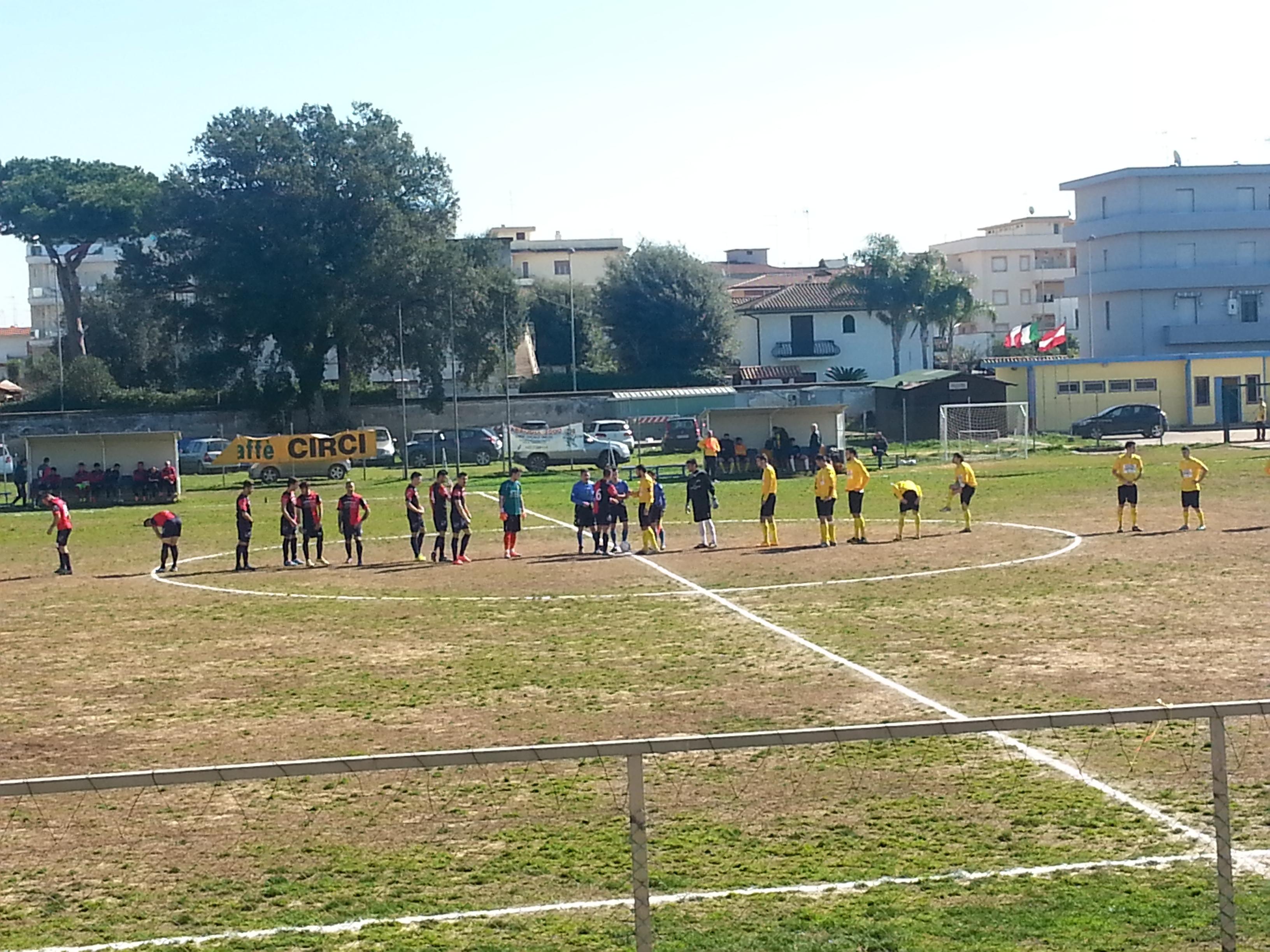 Sabaudia-Calcio Sezze