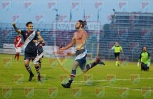(AFA) APRILIA, ITALIA 6 DICEMBRE 2015- CALCIO 14a GIORNATA DEL CAMPIONATO DI LEGA PRO 2015/16 DEL GIRONE B: LUPA ROMA FC Vs SAVONA.(foto di Fabio Alfano)