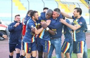 (AFA) APRILIA, ITALIA 9 APRILE 2016- CALCIO 30a GIORNATA DEL CAMPIONATO DI LEGA PRO 2015/16 DEL GIRONE B: LUPA ROMA FC Vs AREZZO.(foto di Fabio Alfano)