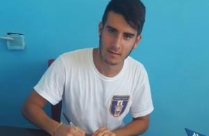 Andrea Tell firma con l'Anzio