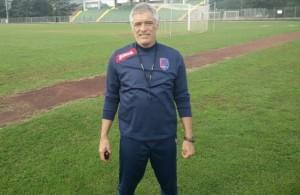 Mauro Pernarella (All.Calcio Sezze)
