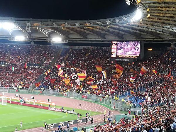 Roma-Inter: precedenti