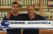 Roberto Gioia con il presidente Anelli