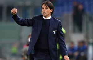 As Roma 01/05/2016 - campionato di calcio serie A / Lazio-Inter / foto Antonello Sammarco/Image Sport nella foto: Simone Inzaghi